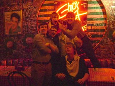 Tom, Ben C, Cameron,Mike, Rob, Ben J